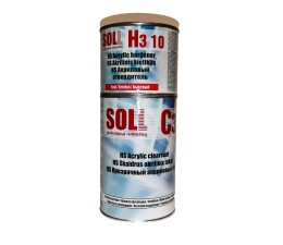 SOLL C3 acrylic clearcoat...